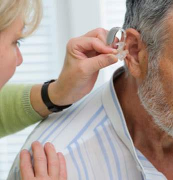 hearing aids as a solution to tinnitus and ringing in the ears